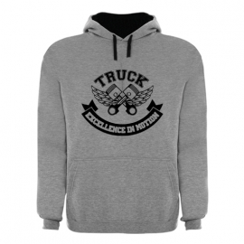 Sudadera Capucha Excelence in Motion